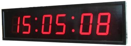 网络子母钟系统